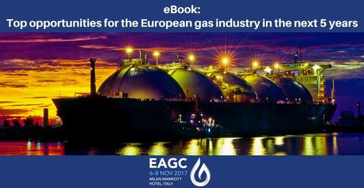 Top opportunities for the European gas industry in the next 5 years