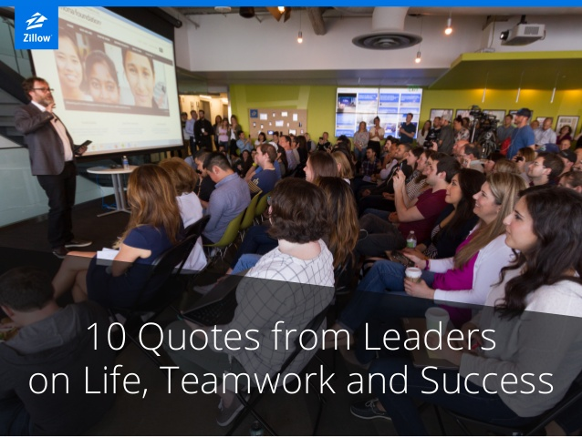 10 Quotes from Leaders