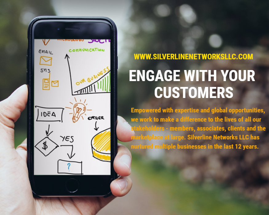 Silverline Mobile APP - Engage With Your Customer