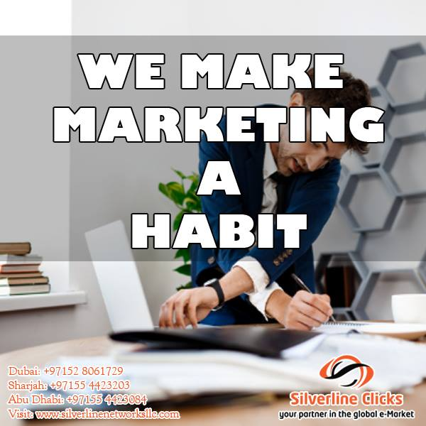 We Make Marketing A habit
