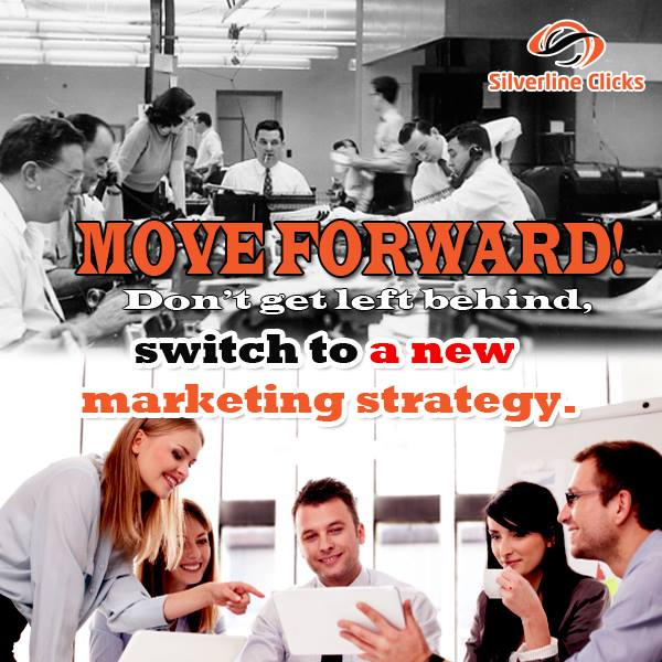 Move Forward with Silverline Marketing
