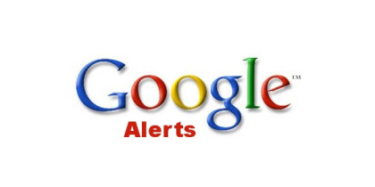 Try our Google Alerts system - it is easy and a useful tool