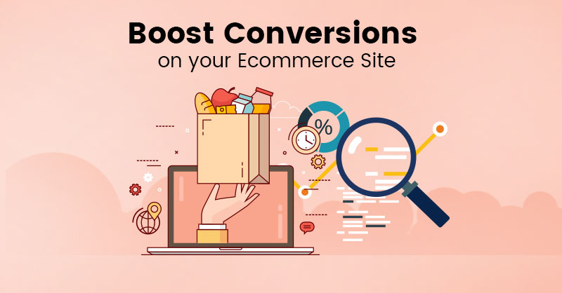 Ways to Increase Conversions with your E Commerce Website