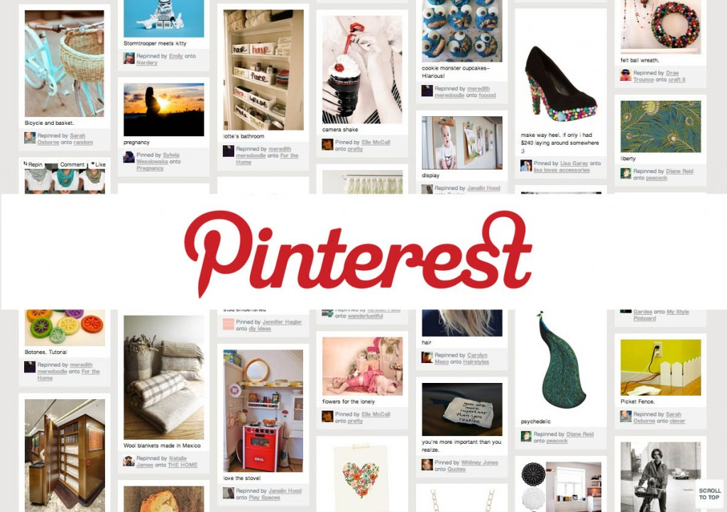 Have you thought about connecting a Pinterest account?