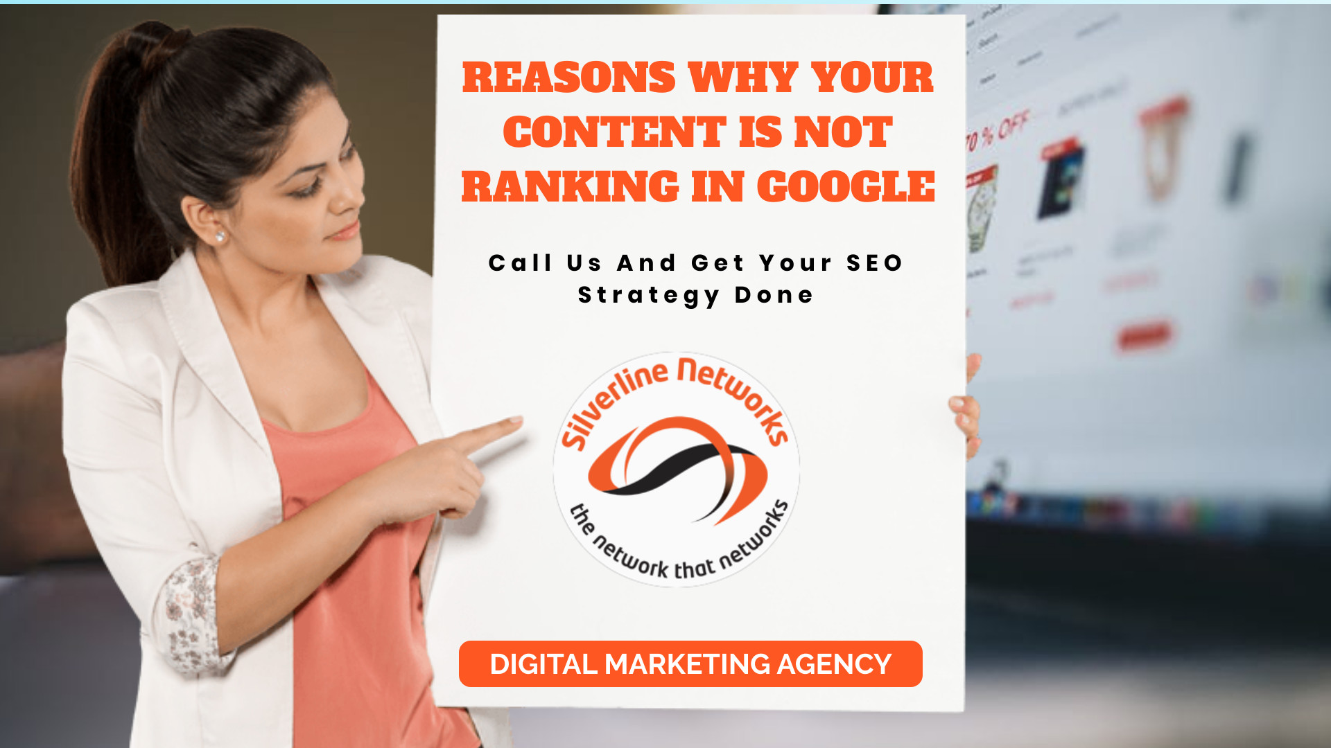REASONS WHY YOUR CONTENT IS NOT RANKING IN GOOGLE