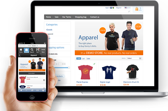 Features for your E-Commerce Storefronts