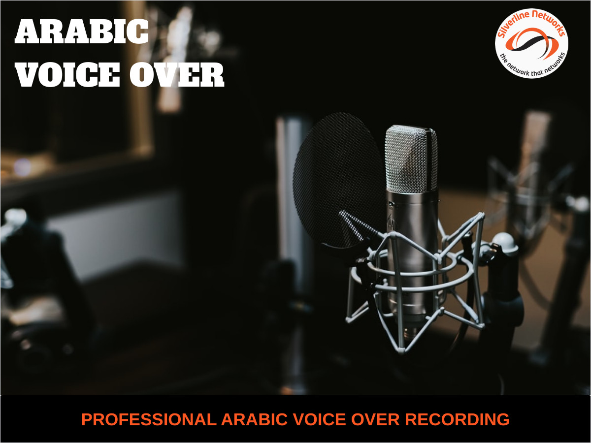 Arabic Voice Over