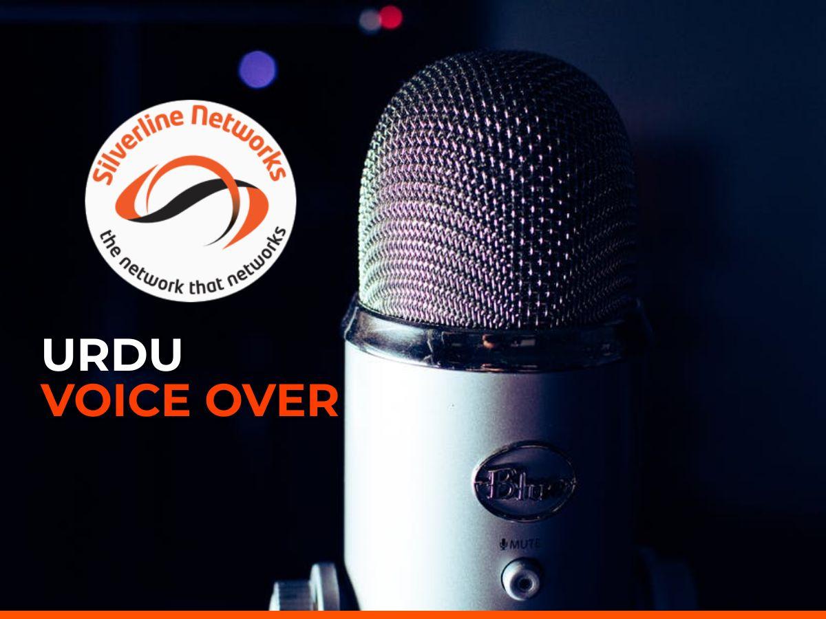 Urdu Voice Over