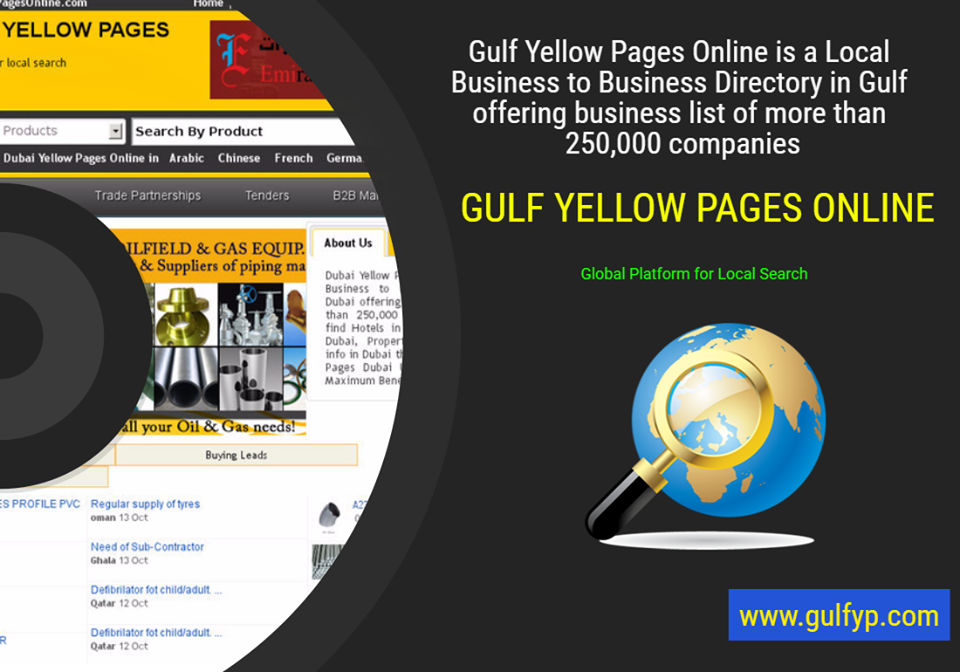 UAE Yellow Pages Online