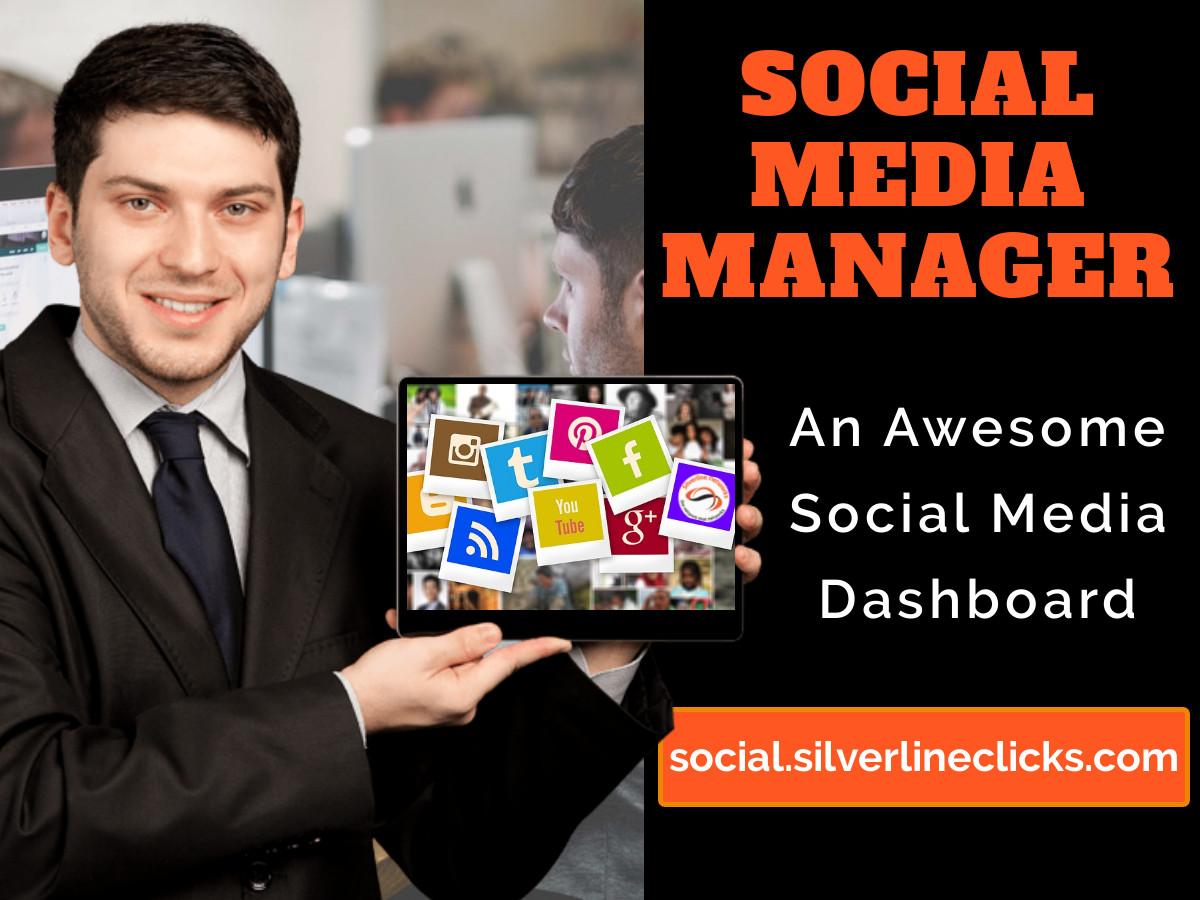 Social Media Manager Platform