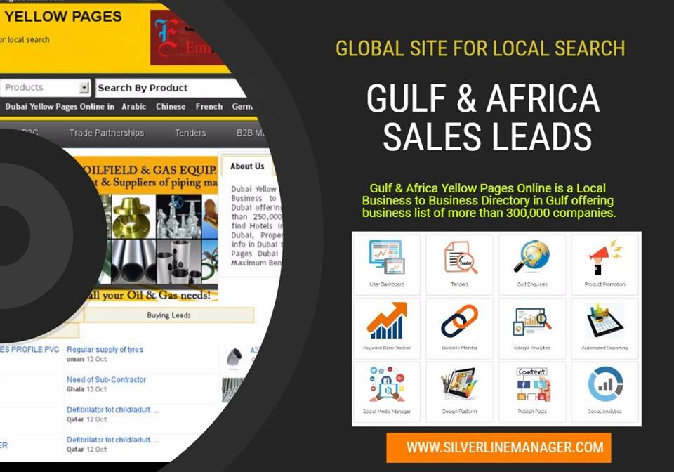 Africa Yellow Pages Online
