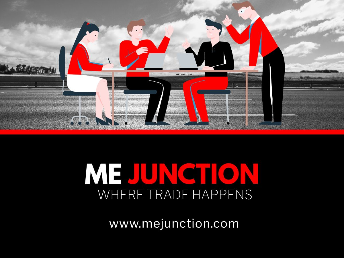 ME Junction - Where Trade Happens