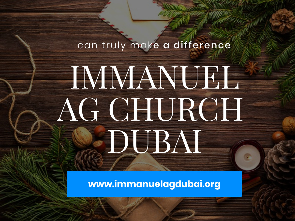 Immanuel AG Church Dubai
