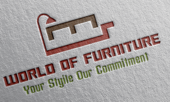 World of Furniture - Branding Sample