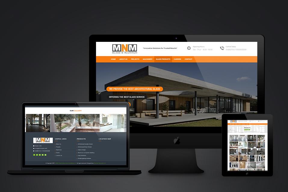 MNM Glass & Aluminium Installation LLC